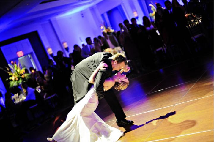 Best Pittsburgh Wedding Dj lighting