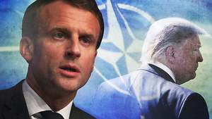 French President: NATO is Brain-Dead and US is to Blame