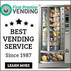 First Premier Vending Offering One Machine to a Complete Automated Cafeteria