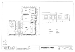 Sunshine Coast Builder Introduces A Range Of New Home Plans Called The Breezeway Series