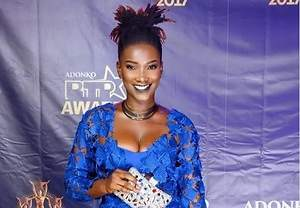 Ghana News: Ebony's Reaction to Her Managers Asking about Her Tattoos