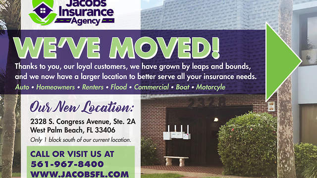 Jacobs Insurance Celebrates New Location