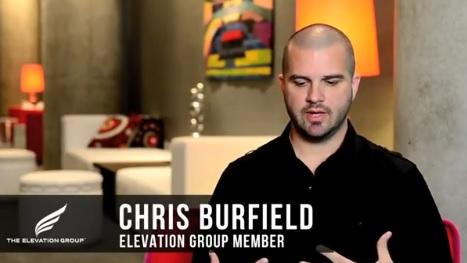 The Elevation Group Reviews Publishes Case Study With Chris Burfield