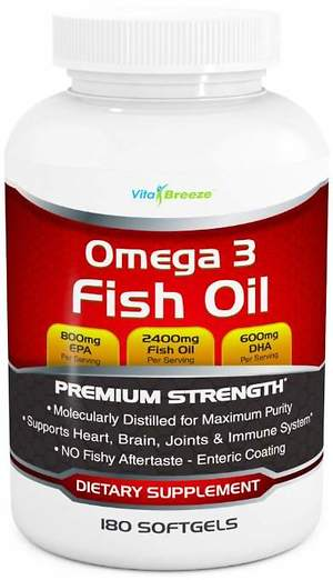Severe Acne Sufferers May Benefit from Fish Oil Supplements