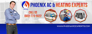 Phoenix AC Experts Announces New Website and Services