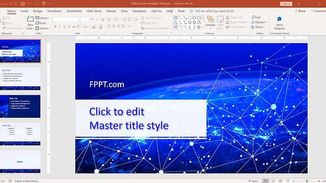 The Secret to PowerPoint Presentation Success