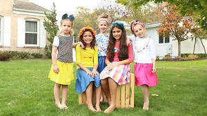 Junee Jr. Reveals Summer Fashions for Girls