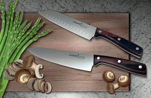 Ultimate Kitchen Razor Sharp Knife Designed for Chefs
