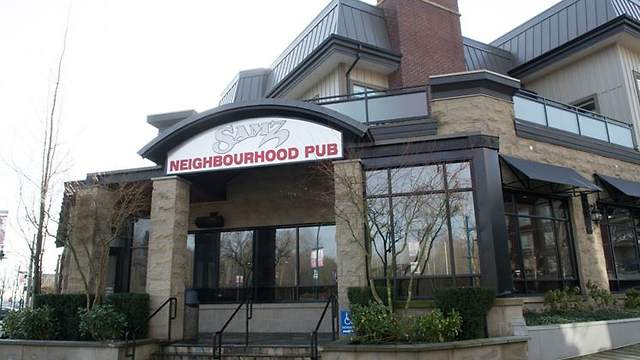 Visit Samz Neighbourhood Pub in Port Coquitlam