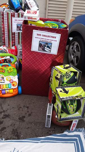 Kenekt Announces the 27th Annual Tempe Holiday Toy Drive