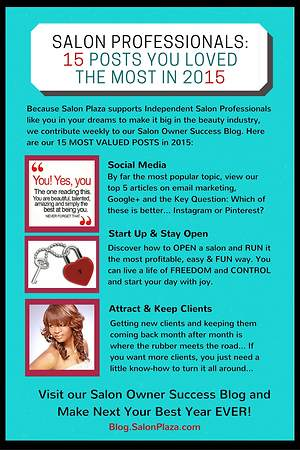 15 Posts Salon Owners Loved Most in 2015