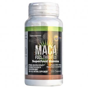 New Maca Root Capsules Supplement Energy, Offer Pick-Me-Up Benefits