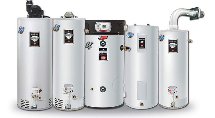 PDM Plumbing Heating Cooling Water Heater Technology