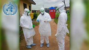 WHO Declares Ebola Is No Longer a World Health Emergency