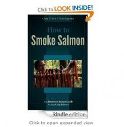 PBS Film Maker of Smoking Fish Writes Book How to Smoke Salmon