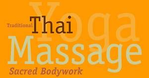 Thai Yoga Massage Certification Training Program Coming This Fall