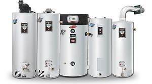 Joliet Plumber Offers Bradford White Water Heaters
