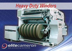 Elite Cameron Inc. Projects Strong Slitter Rewinder Sales in North America for 2018