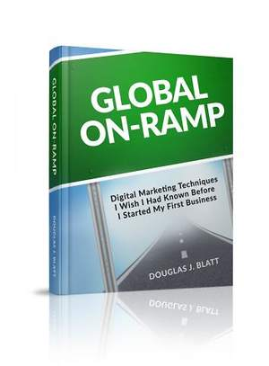 Douglas Blatt Niche Business Digital Marketing and Lead Generation Book Launched