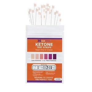 Ketone Test Strips From Just Fitter Now Available in Travel Pack of Fifty