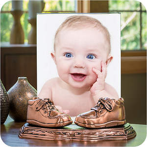 What Ever Happened to Bronzed Baby Shoes?