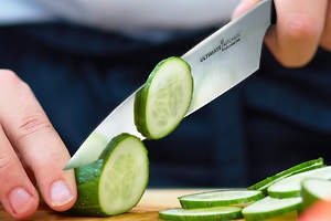 Ultimate Kitchen Offers Sharp Chef Knife For Busy Cooks