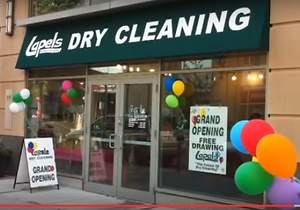 Lapels Dry Cleaning Enters Canadian Market