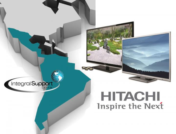 Integral Support Expanding Hitachi America, Ltd. Warranty Service To LATAM