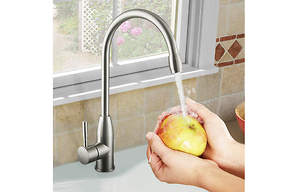 Ultimate Kitchen Sink Faucet Is Well Received on Amazon