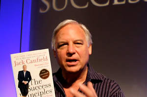Jack Canfield Reveals Audacious 8.5 Billion Goal to World