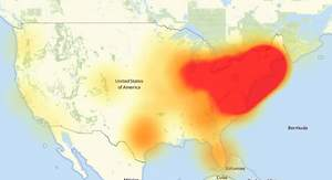 U.S. Internet is Currently Under Attack