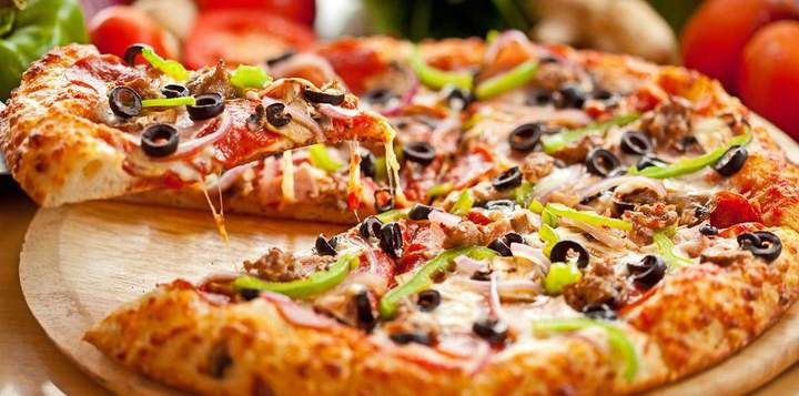 Pizza is considered to be world's most favorite food items.