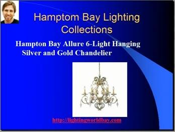 Hampton Bay Lighting Site Launched