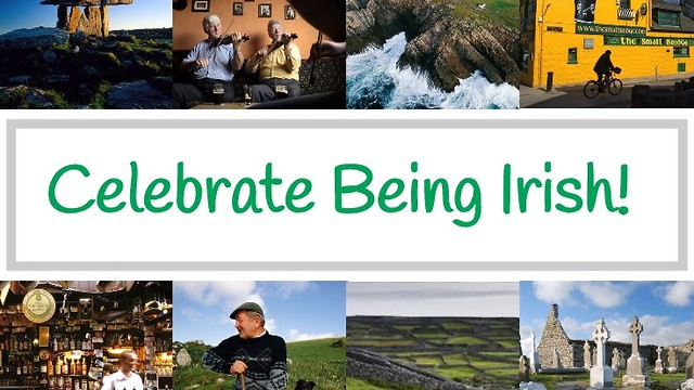 The Irish Gift, Inc preserves all Irish traditions that are in danger of dying out, art forms such as sean nós singing and danc