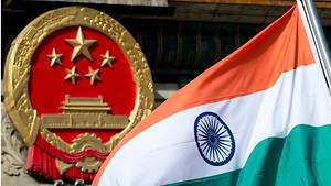 Nuclear Powers China and India In Clinch Over Himalayan Border