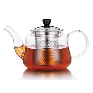Fearnley Releases New Glass Teapot on Amazon