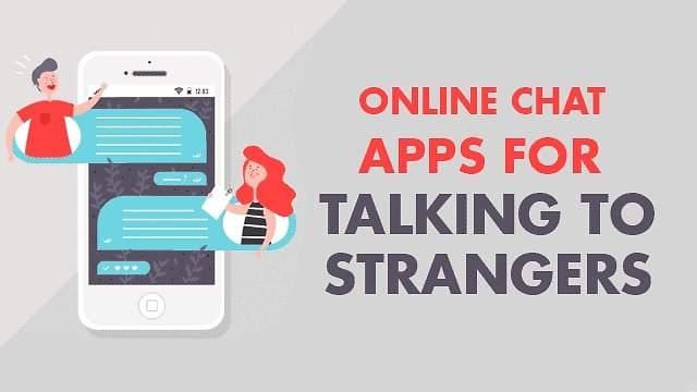 Free talk online to strangers Talk to