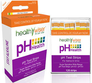 HealthyWiser pH Test Strips Become an Amazon Best Seller