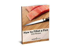 Ultimate Kitchen Includes Ebook With Fillet Knife