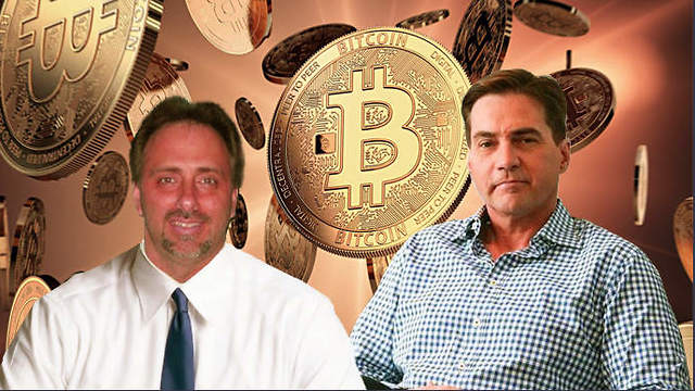 Dave Kleiman and Craig Wright