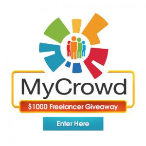 MyCrowd $1000 Giveaway to Hire Freelancers
