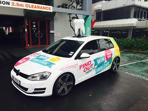 Alpers Dental to Give Away Car