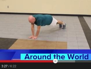 bodyweight exercises video