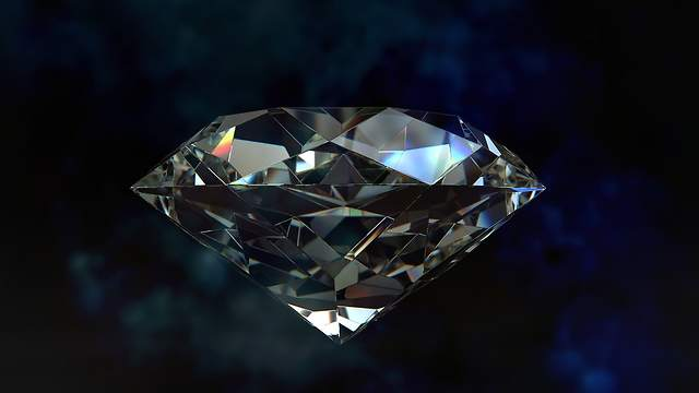 The Effect of Light Performance on a Diamond