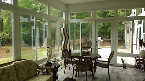 All Seasons Roofing Works on Upgrading your Sunroom This Summer