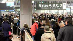 Unknown Toxin at International Airport in Germany Injures 50 People