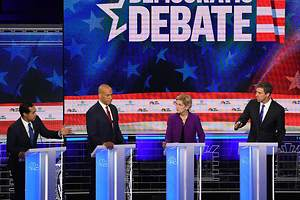 Who Performed Well in the Democratic Debate?