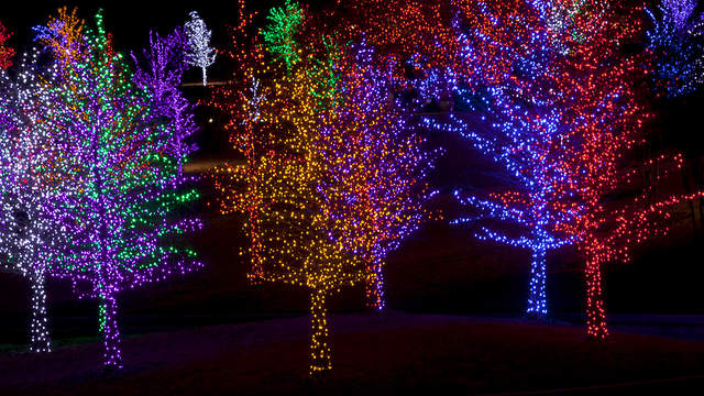 AES Reveals Outdoor Holiday Lighting Safety Tips and Tricks