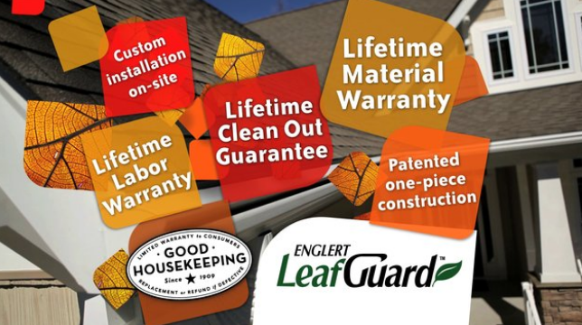 Protecting Your Home This Spring Season With New Gutter Guards!