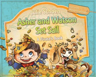 New Free Pirate Book For Kids, Children